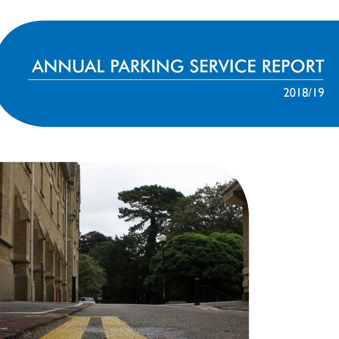 Cover of Borough of Broxbourne Council 201819 Annual Report