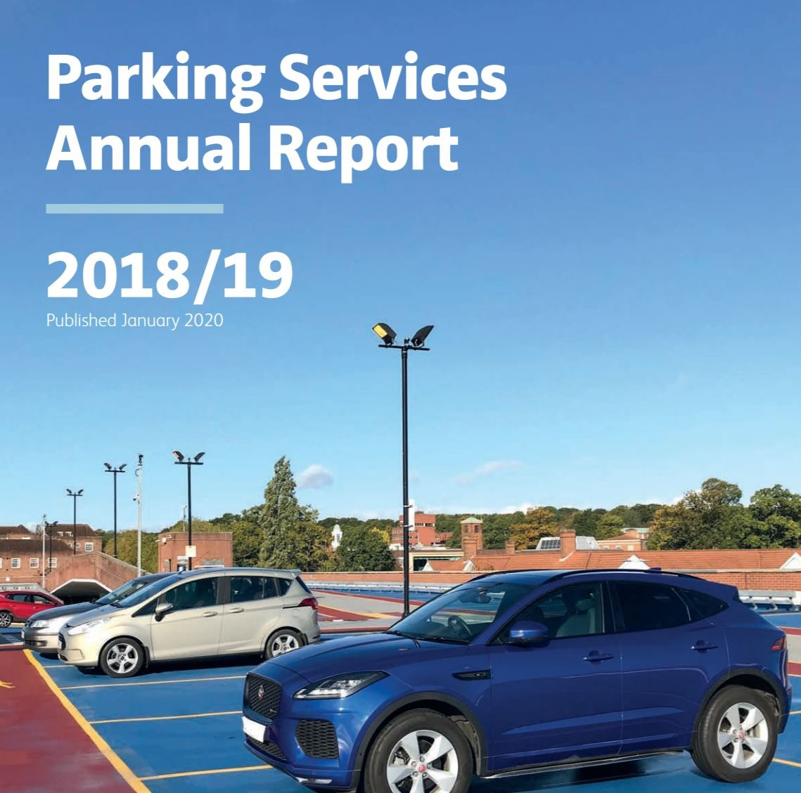 Cover of Welwyn Hatfield Borough Council 201819 Annual Report